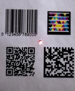 Comparison of Bokode to regular barcodes