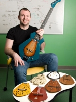 Amit Zoran and the chameleon guitar
